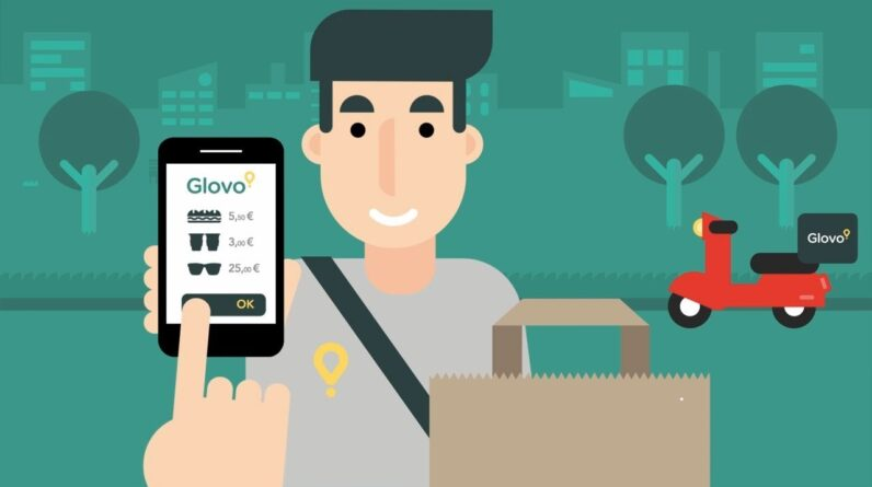 Glovo delivers anything you want