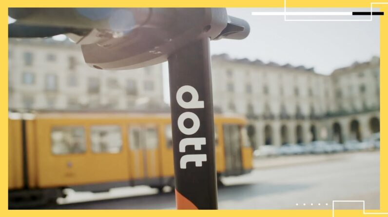 How scooter startup Dott operates