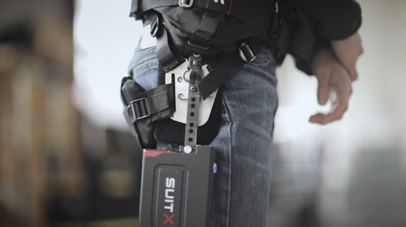 SuitX makes low-cost exoskeletons for rehab and work