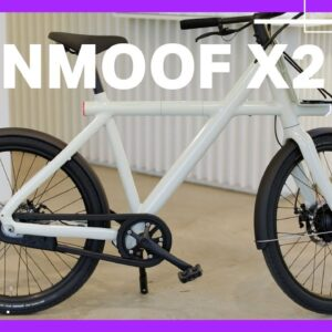 Taking a ride on the VanMoof Electrified X2
